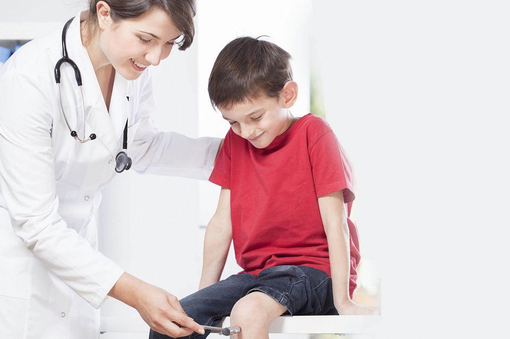 услуги детского невролога